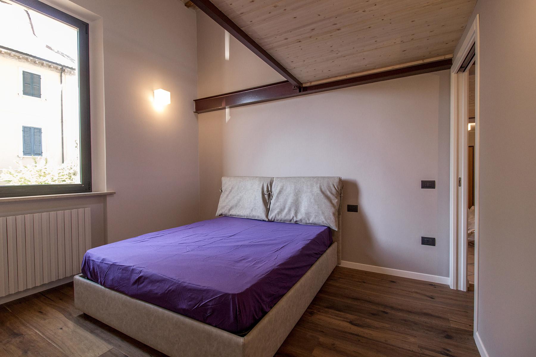 camera letto soppalco | Bartolucci Architetti