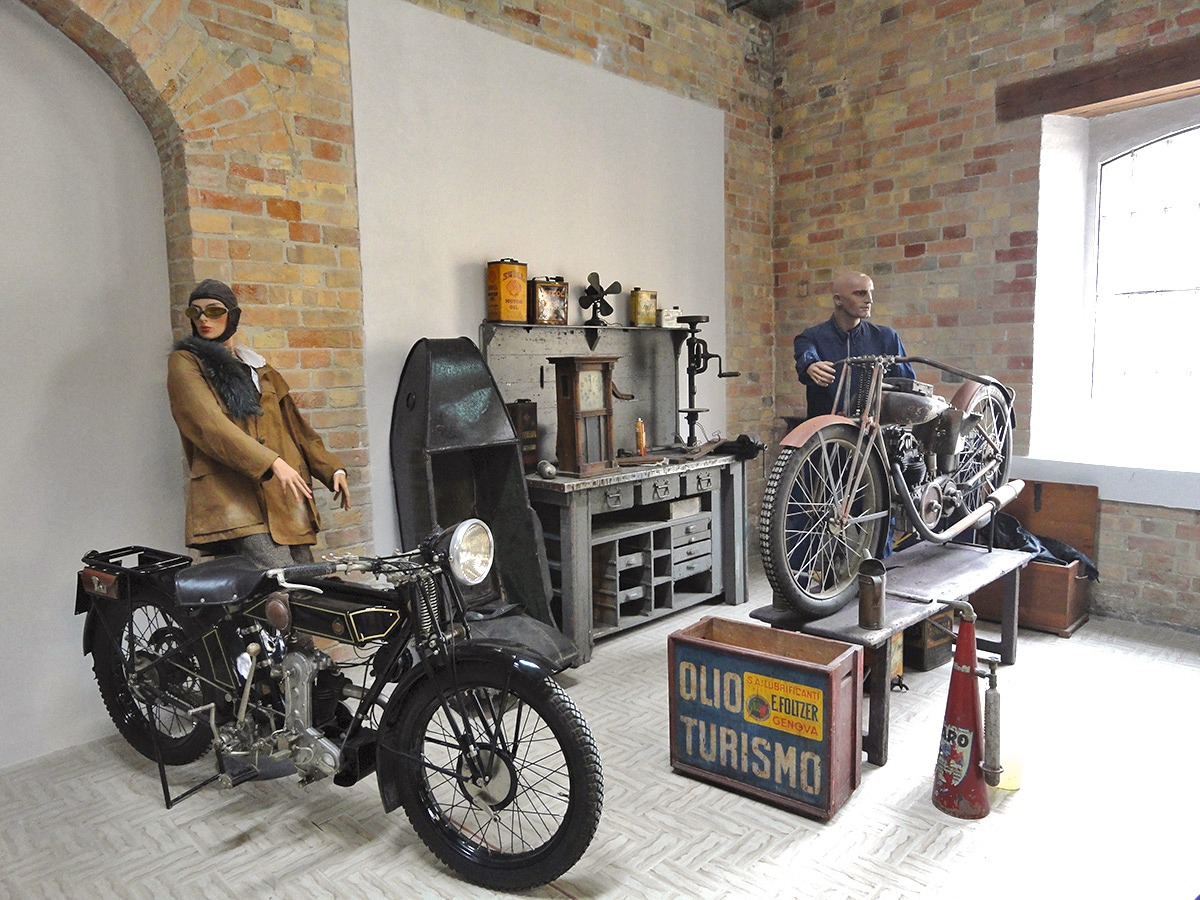 Museo Officine Benelli