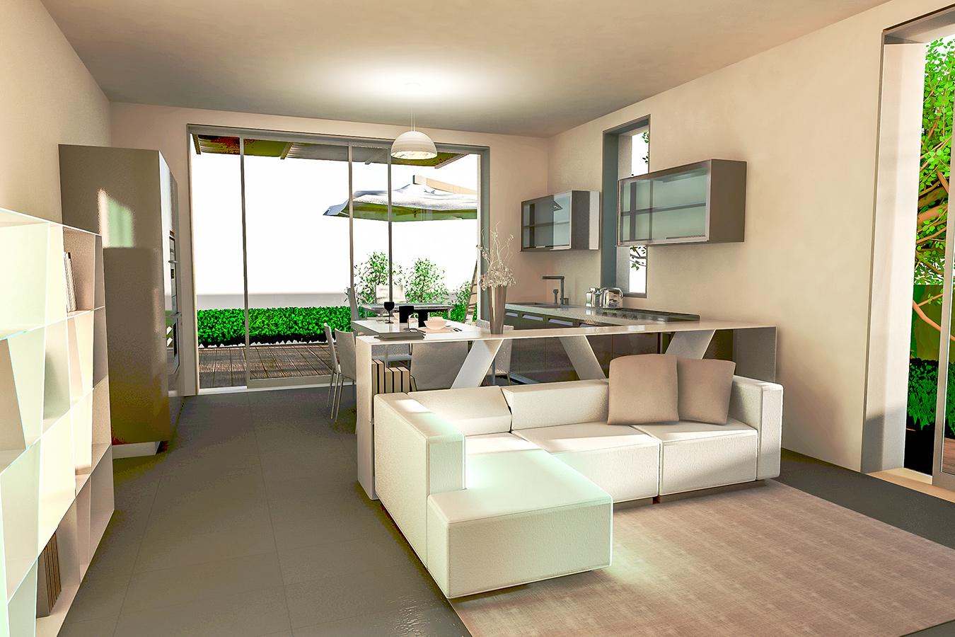Render appartamento