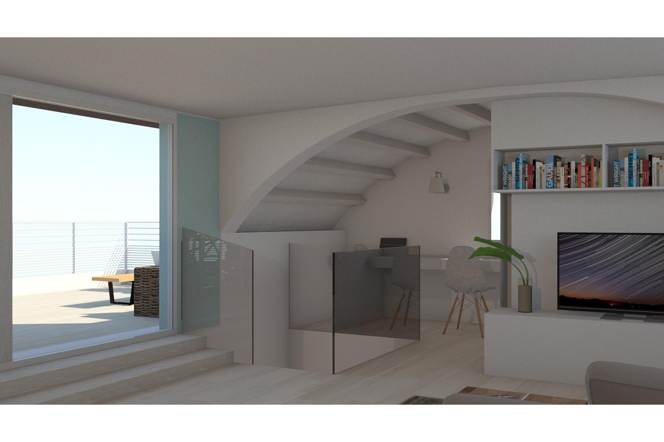 Alzare sottotetto home design e interior ideas for Piani casa netti zero