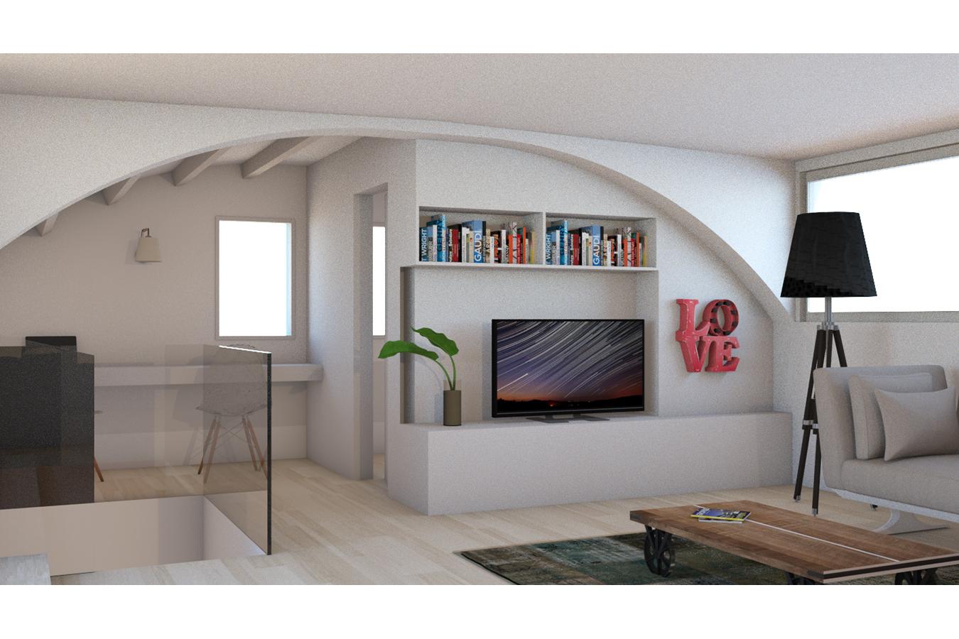 Alzare tetto mansarda soffitta con piano casa bartolucci - Alzare tetto casa ...
