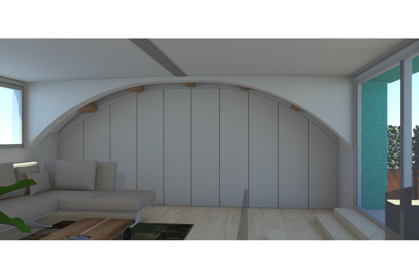 Alzare tetto mansarda soffitta con piano casa bartolucci architetti - Alzare casa di un piano costi ...