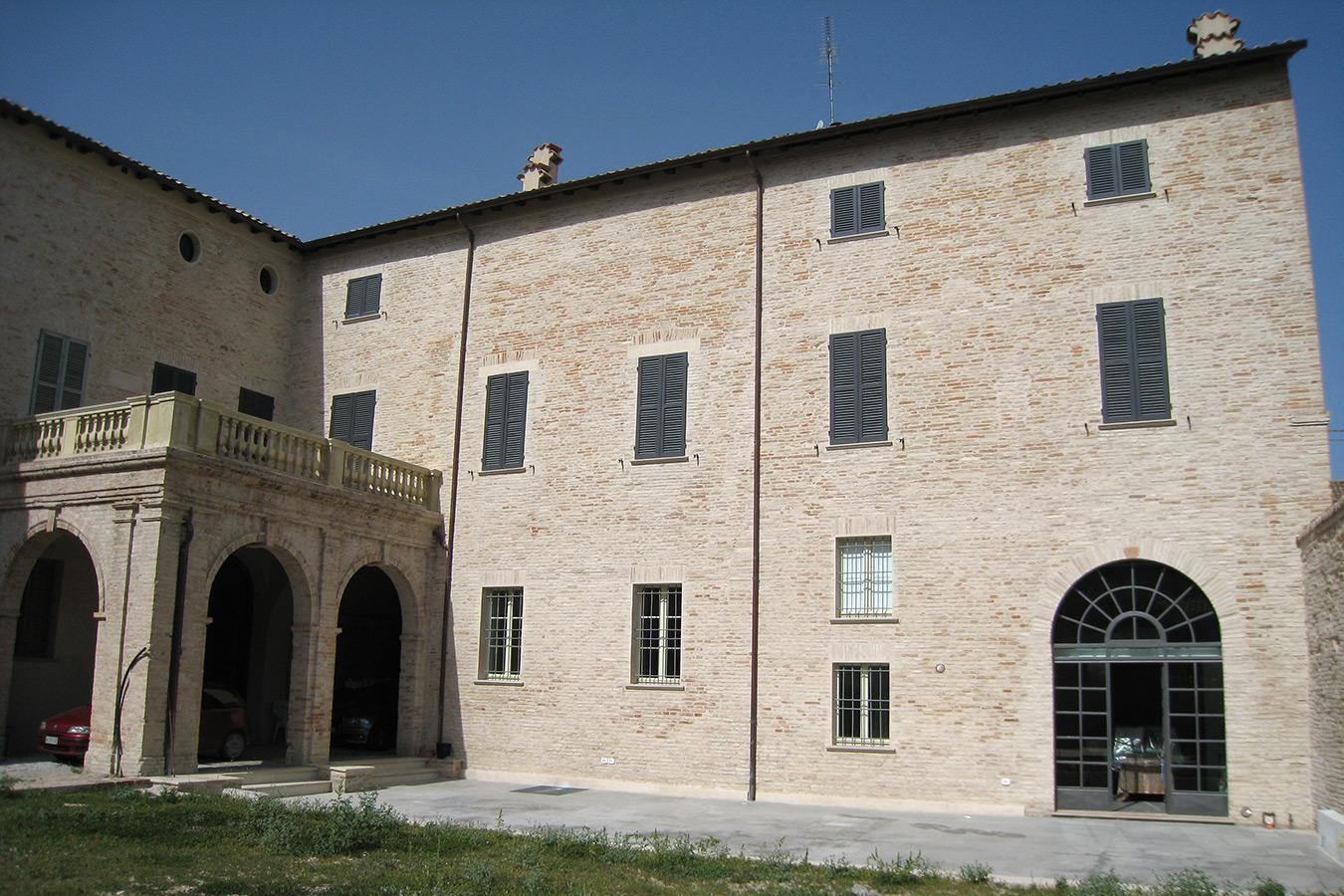 restauro palazzo storico