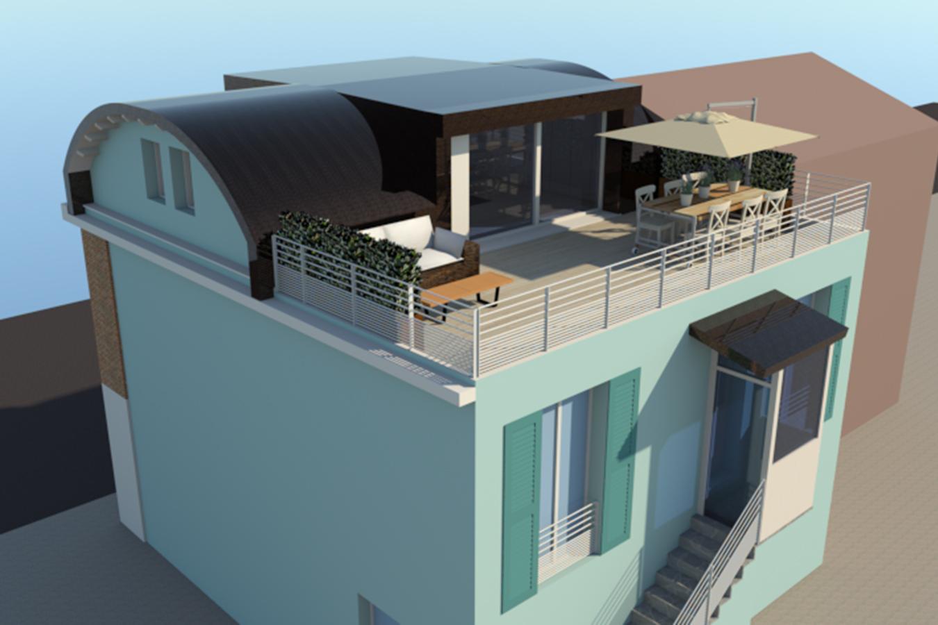 Alzare Un Piano Casa alzare tetto mansarda soffitta con piano casa   bartolucci